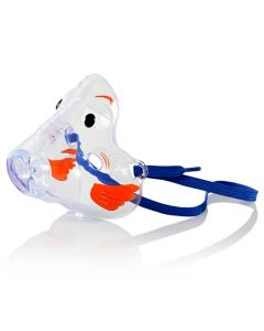 Bubbles the Fish™ II Pediatric Aerosol Mask