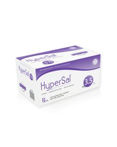 HyperSal® 3.5% with PARI LC® Plus Reusable Nebulizer, Case of 12